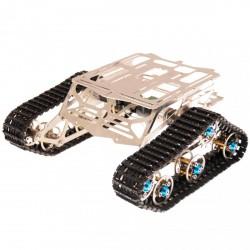 Kit robot à chenille avec encodeurs