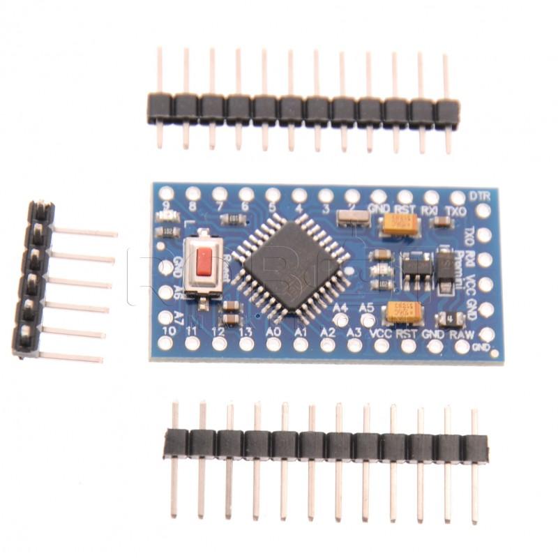 Arduino pro mini v mhz