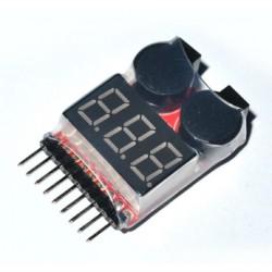 Alarme de niveau de batterie LiPo