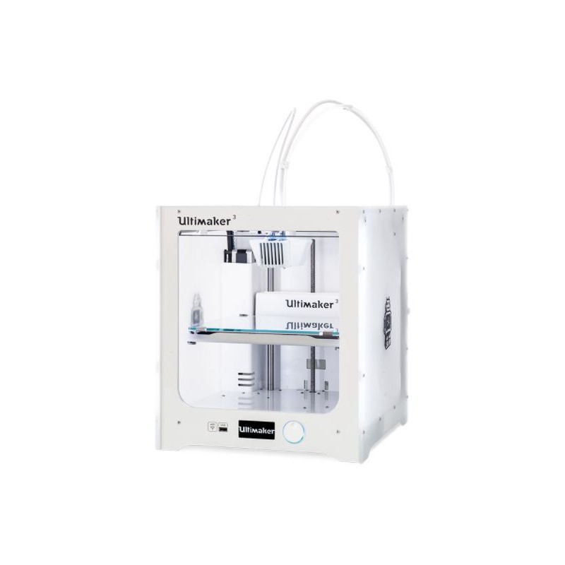 imprimante 3d ultimaker 3. Black Bedroom Furniture Sets. Home Design Ideas