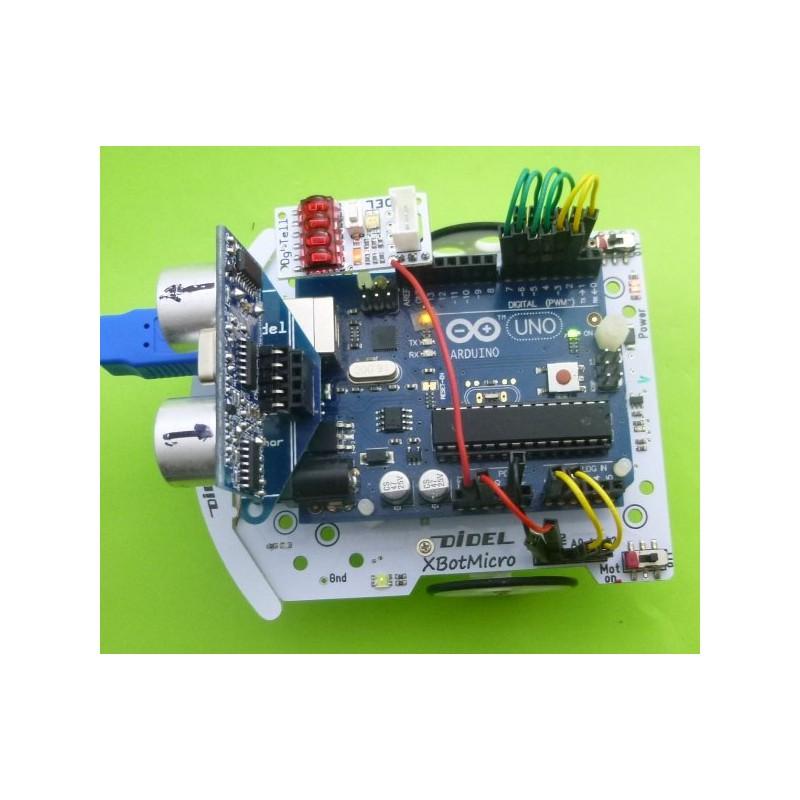 Xbot base robot pour arduino