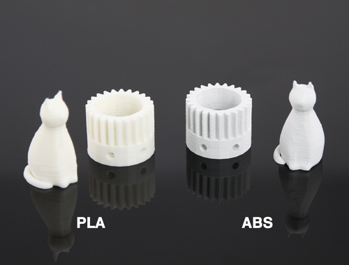 pla ou abs impression 3D