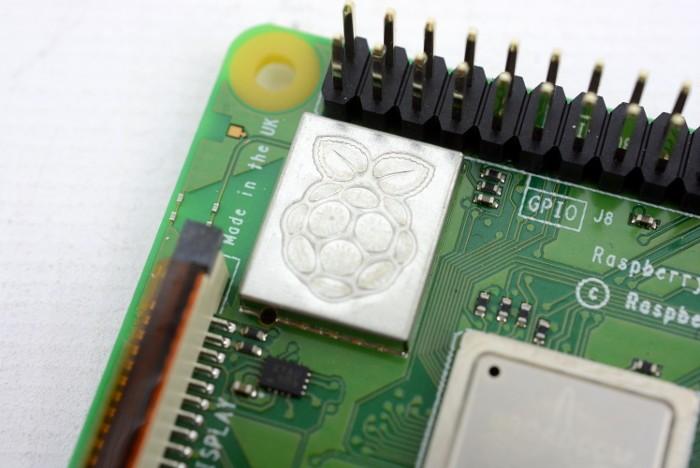 Raspberry Pi 3B+ blindage metallique