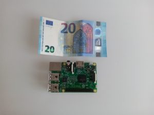 taille raspberry pi