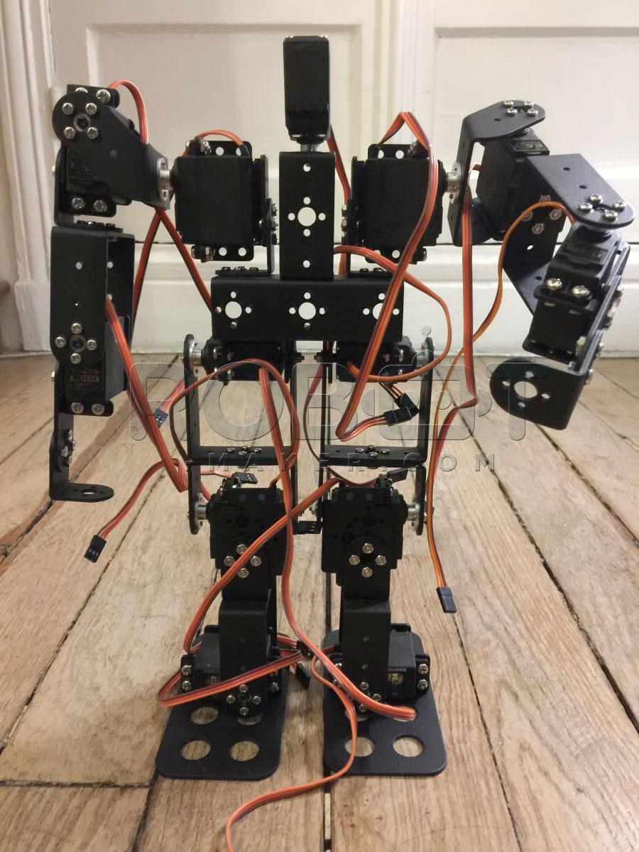 KIT ROBOT MONTé
