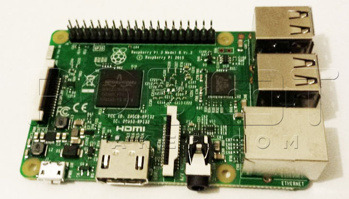 carte raspberry-pi
