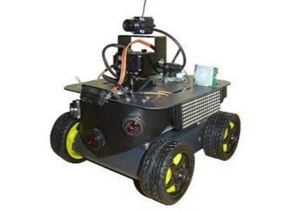 robot capteur infrarouge