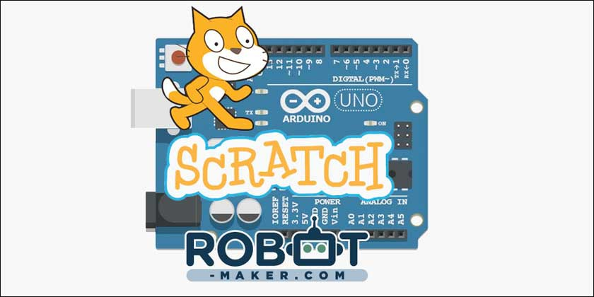 Introduction à Scratch pour Arduino