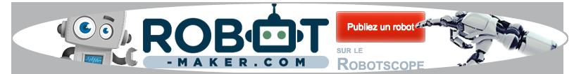 accéder au robotscope