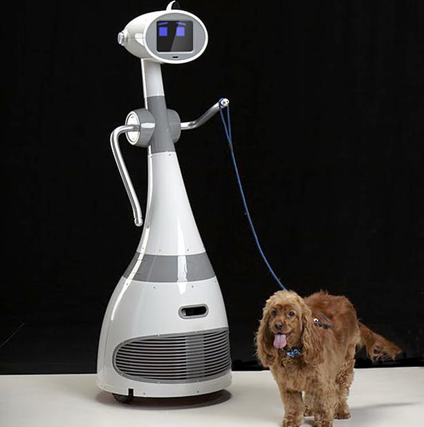 Robots domestiques articles articles robot maker - Les robots domestiques ...