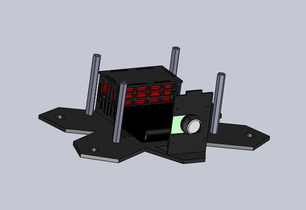 Robot quadrupède arduino uno robots à pattes et jambes