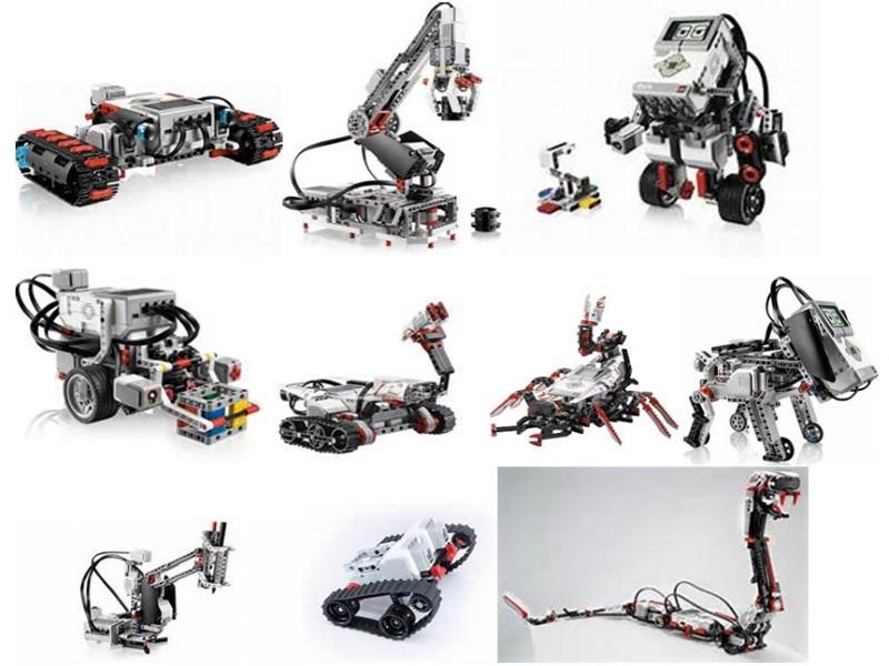 Divers robots Lego.jpg