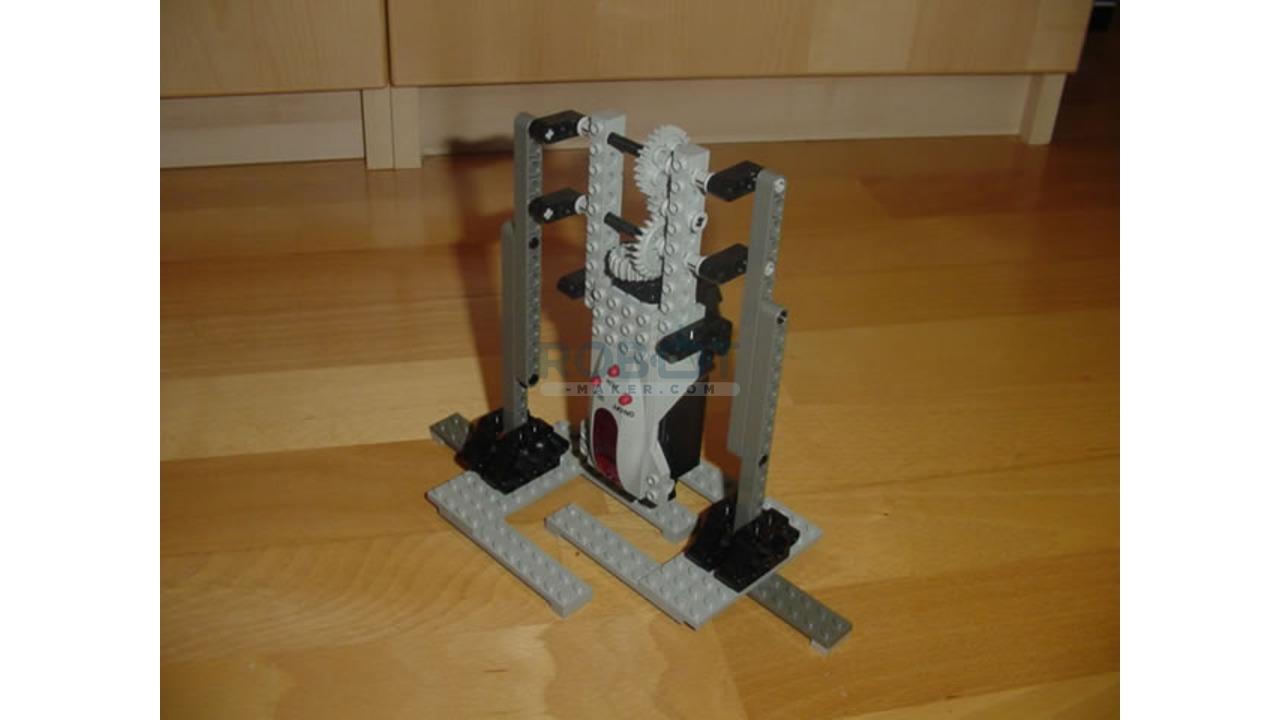 Automates en lego