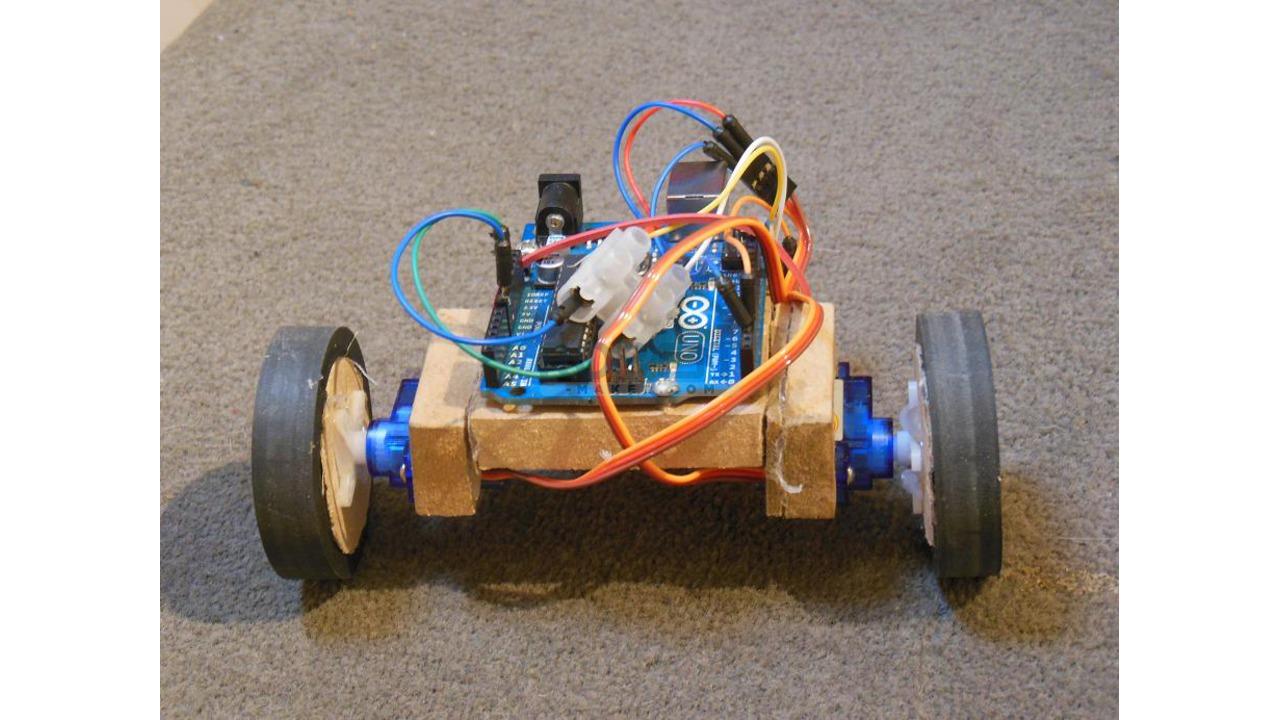 Lu-bot V1