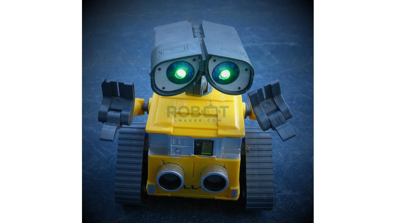 Wall-E autonome