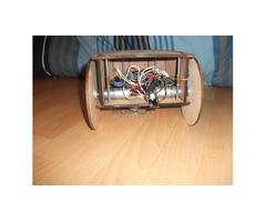 Robot 3 roues open source