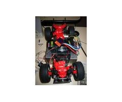 Le robot à base d'une voiture RC