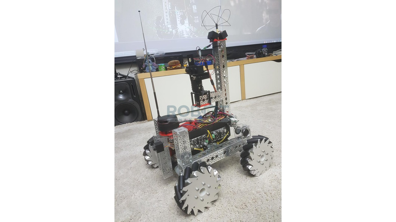 Robot Serveurperso.com