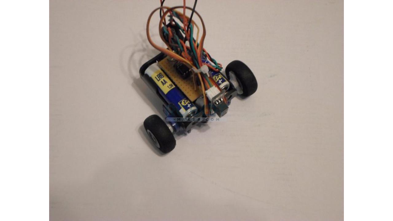Small Bot v2