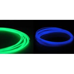 filament PLA phosphorescent 1kg 2 couleurs au choix