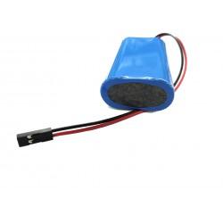 Batterie Lithium Ion 1S2P 7Ah avec BMS