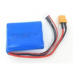 Batterie lithium Ion 3S 3500mah avec BMS