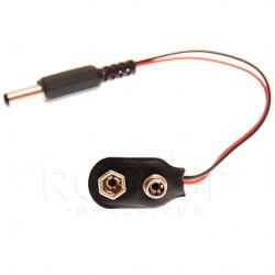 Adaptateur de pile 9V pour arduino uno et Mega