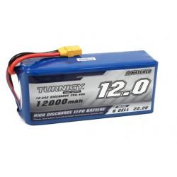 Batterie lipo 6S 12Ah