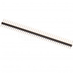 Barrette sécable male 2.54mm