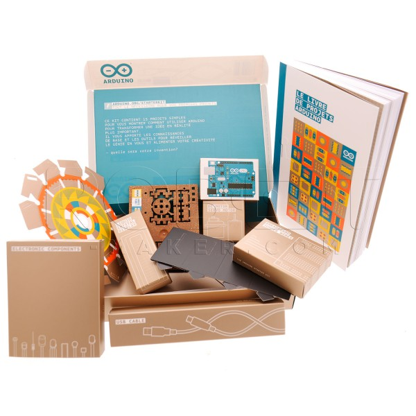 Arduino Starter Kit OFFICIEL Français