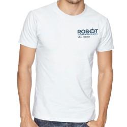 T-shirt Robot Maker Personnalisé