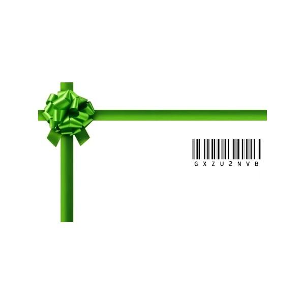 Carte cadeau Robot Maker-50