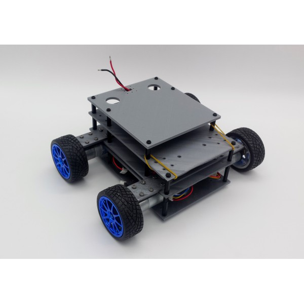 Kit Robot RC 4WD