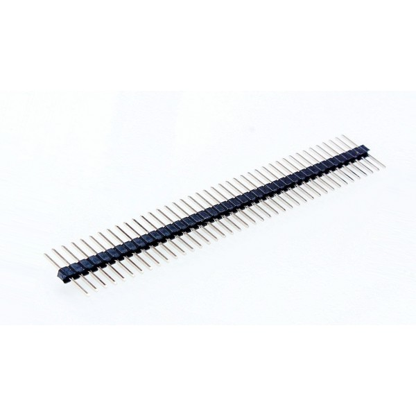 Barrette sécable male 2.54mm longue