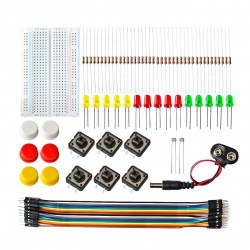 Kit électronique débutant pour arduino