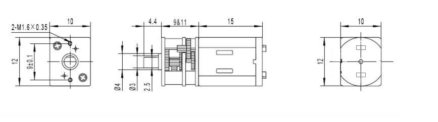 N20 motor